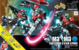 Bandai Hobby Build Fighters HGBF GM's Counterattack GM/GM HG