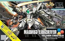 Bandai Hobby Build Fighters HGBF Reversible Gundam HG 1/144