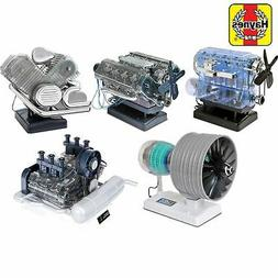 Haynes Build Your Own Model Engine Kit Car Jet Birthday Chri