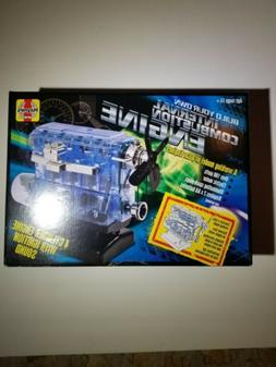 Haynes Build Your Own Internal Combustion Engine 4 Cylinder