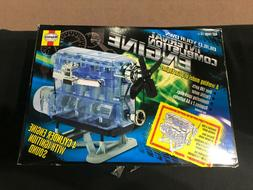HAYNES BUILD YOUR OWN INTERNAL COMBUSTION ENGINE MODEL KIT 4