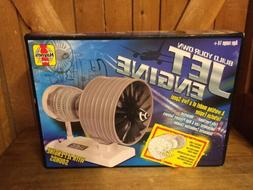 Haynes Build Your Own Jet Engine Fully Working Model Kit NEW