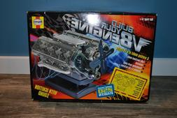 HAYNES BUILD YOUR OWN V-8 ENGINE WORKING MODEL WITH IGNITION