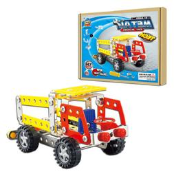 Car Model Creative Games Fun Gifts for 5+Year Old Kids STEM