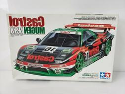 Tamiya Castrol Mugen #16 NSX Sports Car Series 1/24