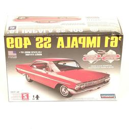 Lindberg Classic Chevy 61 Impala SS 409 Authentic Scale Mode
