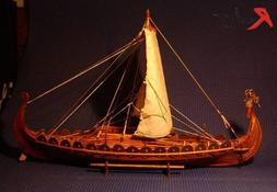 classic wooden scale sailing boat wood scale