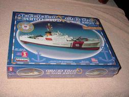 Lindberg Coast Guard Patrol Boat , 1/82 Scale ,  plastic shi