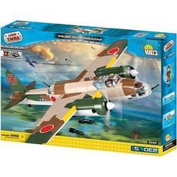 Cobi Minifig World War II Japanese Nakajima Ki-49 Helen