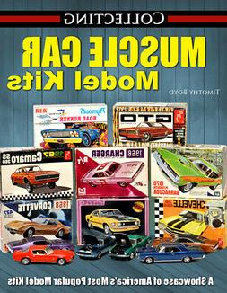 Collecting Muscle Car Model Kits Camaro Gto Corvette Chevell
