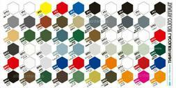 color lacquer model kit paint 82101 82169