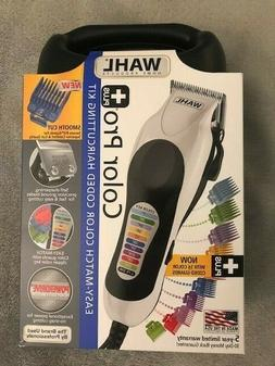 Wahl Color Pro PLUS - 22-piece Haircut Kit - NEW model upgra