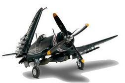 Revell Corsair F4U-4 airplane 1:48 scale plastic model kit n
