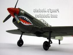 Curtis P-40 Warhawk 1/48 Model Kit by NewRay Toys Company