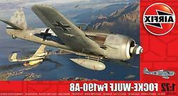 Airfix Curtiss Focke-Wulf Fw190A-8 1:72 Scale Plastic Model