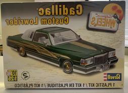 Revell Custom Cadillac Lowrider Plastic Model Kit