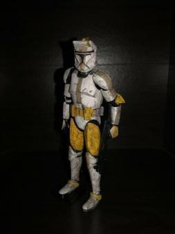 Custom Star Wars Bandai Model Kit Clone Commander Bly 1/12 6