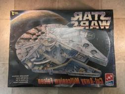 AMT Ertl Cut-Away Star Wars Millennium Falcon Model Kit 1996
