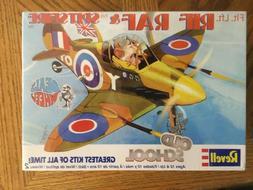 Revell Dave Deal Old School Spitfire RIF RAF #85-1738 NIB