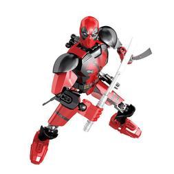 Deadpool Building Blocks Bricks Model Kit Toy