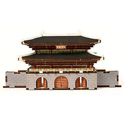 Desktop Wooden Model Kit Gwanghwamun / YG352