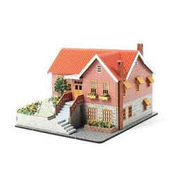Desktop Wooden Model Kit Modern Age Architecture Bethell by