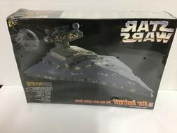 Star Wars STAR DESTROYER FIBER OPTIC Model Kit AMT ERTL