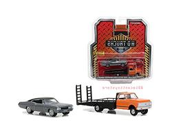 Greenlight NEW DIECAST TOYS CAR 1:64 HD TRUCKS SERIES 12-197
