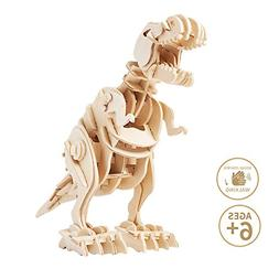 Miscy Dinosaurs 3D Puzzles T Rex - Model Kits for Kids 6 or