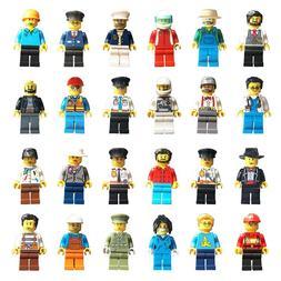 DIY Compatible Legoings Building blocks figurine miniature P