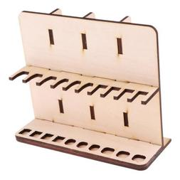 DIY Tool Shelf Storage Holder Rack Bracket Model Tools Parts