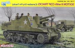 DML Dragon 1:35 Sexton II With CDP Tracks Model Kit #6793