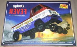 Lindberg Dodge A-100 Pickup Truck Dodge Fever Wheelstander