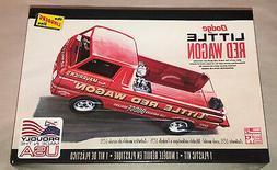 Lindberg Dodge A-100 Pickup Truck Mavericks Little Red Wagon