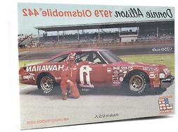 "Salvino JR Models Donnie Allison's Oldsmobile 442 ""Hawaiian"""