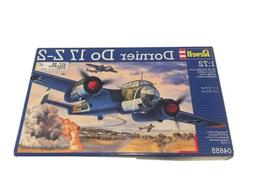 Revell Dornier Do 17 Z-2 1:72 Scale Airplane Model Kit 04655