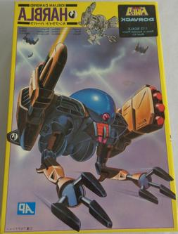 "Dorvack 1:72 Scale ""Harbla"" Plastic Model Kit / Gundam"