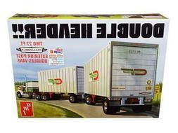 double header tandem van trailers 1 25