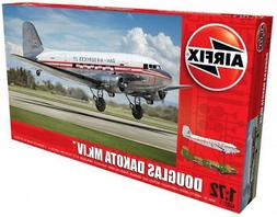Airfix Douglas Dakota Mk.IV 1:72 Scale Plastic Model Airplan