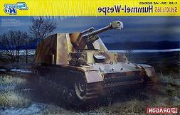 "Dragon 6535 ""Hummel-Wespe"" Vehicle Model Building Kit 1:35 N"