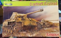 Dragon Sd.Kfz.171 Panther D 6299 Premium Edition 1/35 Model