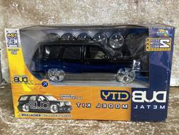 DUB City: 2002 Cadillac Escalade Model Kit  1/24 Scale