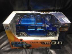 Jada Toys DUB City DUB Shop Hummer H2 Die Cast Model Kit