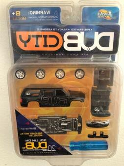 Jada DUB City ROLLIN ON DUBs Model Kit Skill Level One 2000