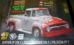 "REVELL Ed ""BIG DADDY"" Roth 1956 Ford F-100 PICKUP 1/25 Model"