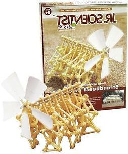 Elenco EDU-62221 Jr. Scientist Strandbeest Model Kit*******S