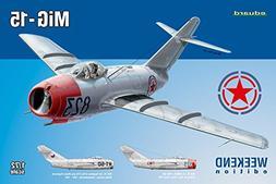 1:72 Eduard Weekend Edition Mig-15 Model Kit