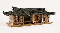 Young Modeler Education Series Wooden Model Kit_1/40 Miniatu