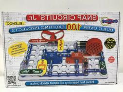 NEW HOT Elenco Electronic enjineering Snap Circuits, Jr. Kit