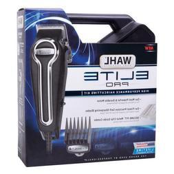 Wahl Elite Pro Home Haircutting Kit Model 79602 FREE SHIPPIN